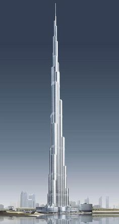 I take it back, THIS, is the Ivory Tower from Neverending Story. Supposedly this thing is a design concept for a new building in Dubai, wow...