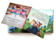 Najkrajšie detské knihy podľa poroty Bibiany - Medzi knihami - čerstvé informácie z diania v knižnom svete