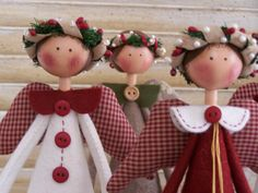 Annie Smith Dolls