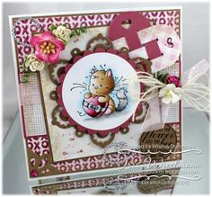 Paper Crafting in Cocoa: Wee Stamps