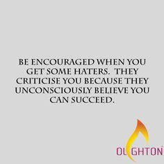 Haters are guaranteed on your mission!