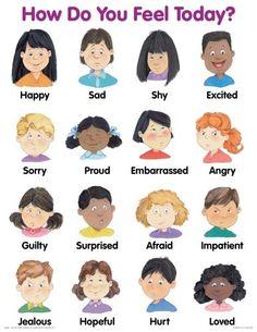 Vandaag is de officiële start van How Do You Feel Today? Deze foundation heeft als doel kinderen in moeilijke omstandigheden te helpen met hun emoties. Like je onze pagina? https://www.facebook.com/helpingkidswithemotions