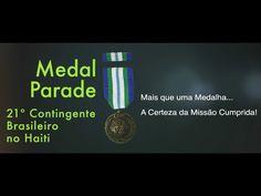 O Reconhecimento: Entrega de Medalha da ONU