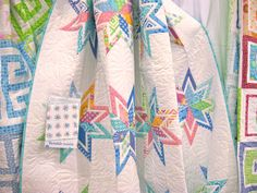 Me My Sister's Twinkle Twinkle pattern using Hubba Hubba now in stores. @modafabric