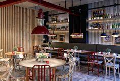 Think Beer - Beer hall in Peristeri by Minas Kosmidis
