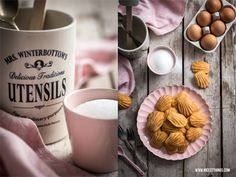 Nicest Things - Food, Interior, DIY: Madeleines mit Thermomix-Variante & Mystic Light Photography