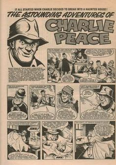 Charlie Peace, from Buster