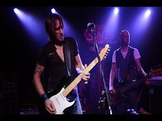 "Keith Urban ""Where The Black Top Ends"" Live From Legends Corner NASHVILLE"