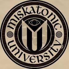 miskatonic university - Google zoeken