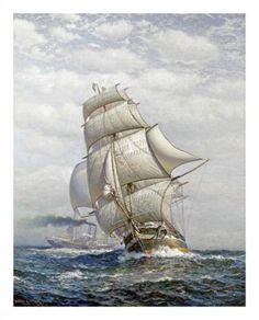 James Gale Tyler, Full Sail