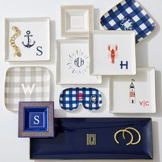 Summer Icon, Hand Molding, Baby Wedding, Monogram Design, Guest Towels, Corporate Gifts, Inspirational Gifts, Thoughtful Gifts, Gingham