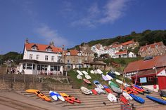Yorkshire Tour Part 3: Yorkshire Coast - Runswick Bay and Staithes