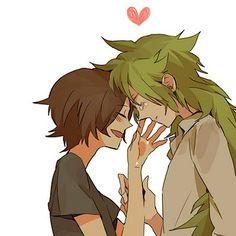 N and Touya