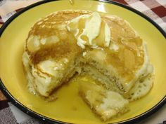 Mommy's Kitchen - Recipes From my Texas Kitchen: Perfect Pancakes