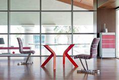 Conjunto comedor de la firma Angel Cerda. http://www.eliamariatta.com/ http://blog.elimariatta.com/ Interiorismo y decoración. PAMPLONA