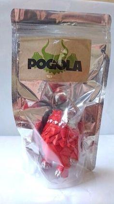 POGOLA Kaiju ver.solmagma Figure Sofubi Rare Limited F/S #POGOLA