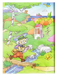 Cartilla de iniciación a la lectura. Storybook Cottage, Album, Reading, Fictional Characters, Google, Reading Books, 1st Grades, Art Kids, Fairytale House