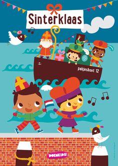 Sinterklaas e-book voor BSO en KDV