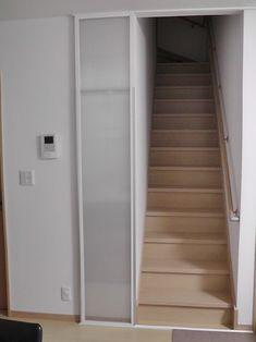 内窓(二重サッシ)の自作 Beetle, Ideas Para, Home Goods, Stairs, Living Room, House, Home Decor, Houses, Furniture