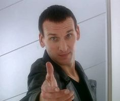 To Christopher Eccleston: thank you for introducing me to The Doctor. You... were FANTASTIC. To the Ninth Doctor: I miss you already.