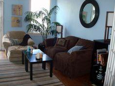 blue brown and tan living room roomzaarcom