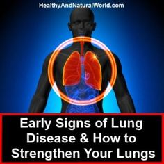Early Signs of Lung Disease & How to Strengthen Your Lungs