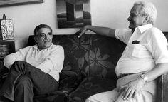 García Marquez en el festival de Cine de La Habana