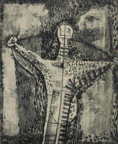 Rufino Tamayo, Fantasma