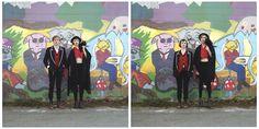 Découvrez la série photo Switcheroo x Hana Pesut, la photographe canadienne, des campagnes BrandAlley France !
