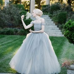 Many little girls grew up wishing they were princesses, and some dreams never get forgotten. With the right gowns, you can look and feel like a modern-day princess! See some of our favorite enchanting looks below and get ready to write your own fairytale!   Designer: Alvina Valenta   Designer: Atelier Aimee   Designer: Galia …