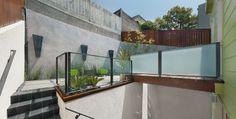 Elsie Street modern patio