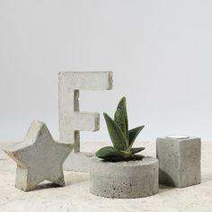 Decoraties van beton deco, Klik voor de handleiding op het plaatje
