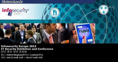 Infosecurity Europe 2013 IT Security Exhibition and Conference 런던 정보 보안 전시회