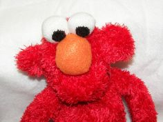 Sock Monkey Doll Plush Toy  Inspired by Elmo... MADE TO ORDER by AsYouWishCreations4u, $27.00