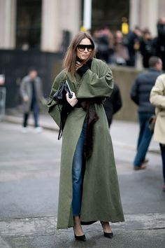 Sunday's Inspiration: Khaki | BeSugarandSpice - Fashion Blog
