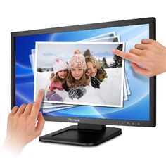 ViewSonic presenta nueva pantalla táctil - http://www.tecnogaming.com/2014/09/viewsonic-presenta-nueva-pantalla-tactil/