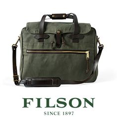 Alpha Expedition - FILSON Large Rugged Twill Carry-On - Otter Green, $360.00 (http://www.alphaexpedition.com/bags-packs/duffle-bags/filson-large-rugged-twill-carry-on-otter-green/)