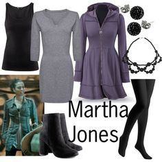 Character: Martha Jones  Fandom: Doctor Who  Episodes: Utopia, The Sound of Drums