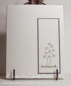 My Stamping Addiction: Pocket Silhouettes #1 - 4