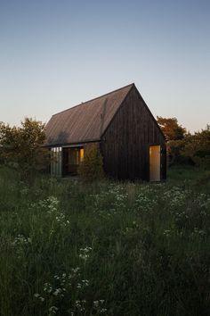 Gotland Summer House,© Joachim Belaieff