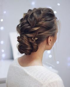 bridal updos hairstyle - wedding hairstyle ideas