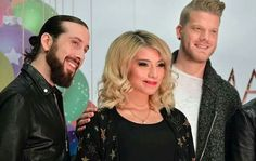 Avi, Kirstie and Scott