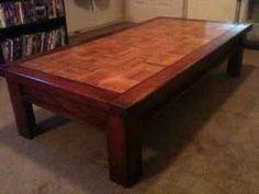 Coffee Table on Craigslist  $30