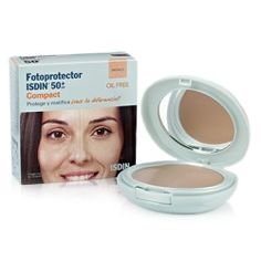 Fotoprotector Isdin Maquillaje Compact Bronce SPF 50+ 10g