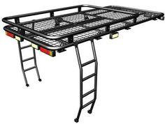 Truck Roof Rack, Truck Flatbeds, Truck Bed, Pickup Trucks, Camo Truck, Motorhome Vintage, Kombi Motorhome, Suv Camper, Patrol Y61