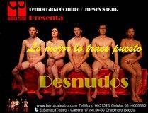 Programación octubre Teatro Barraca