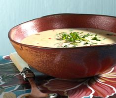 Erdnuss-Suppe Cheeseburger Chowder, Soup, Homemade, Eat, Cooking, Ethnic Recipes, Hawaii, Drinks, Food