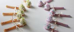紫陽花のデザートキャンドル