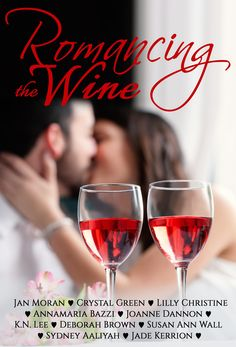 Nine best selling authors indulge in romance and wine