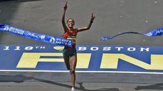 "Boston marathon winner Rita Jeptoo tests positive for doping  NAIROBI, Kenya -- Marathon runner Rita Jeptoo's ""B"" sample tested positive, Kenya's athletics federation said Friday, confirming an earlier test that found traces of a banned performance enhancer."